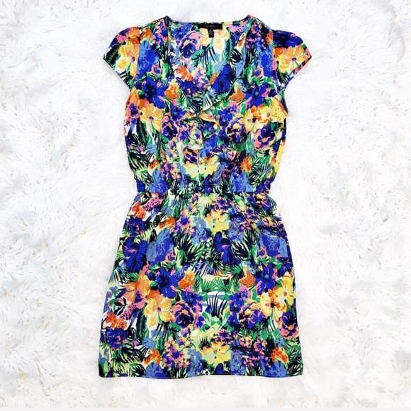 Jessica Simpson Ellington floral dress